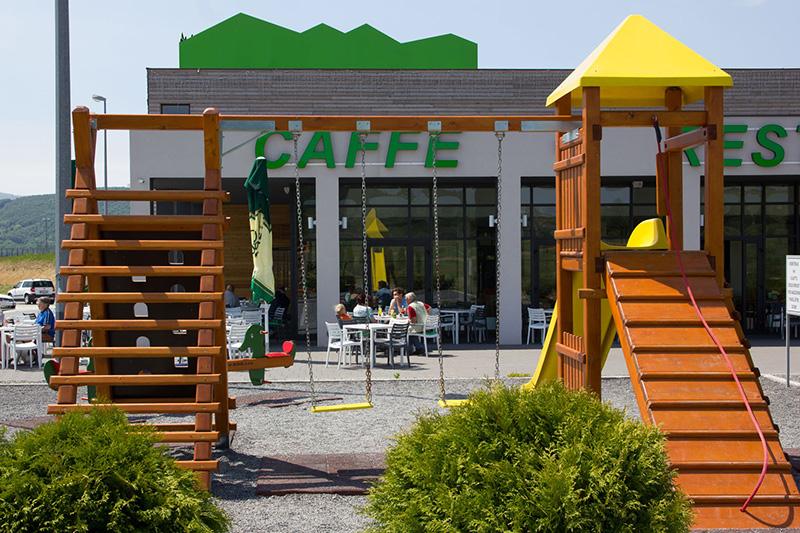 Gaststätte Lika - Kinderspielplatz