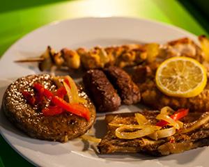 Restaurant Lika - Hrana