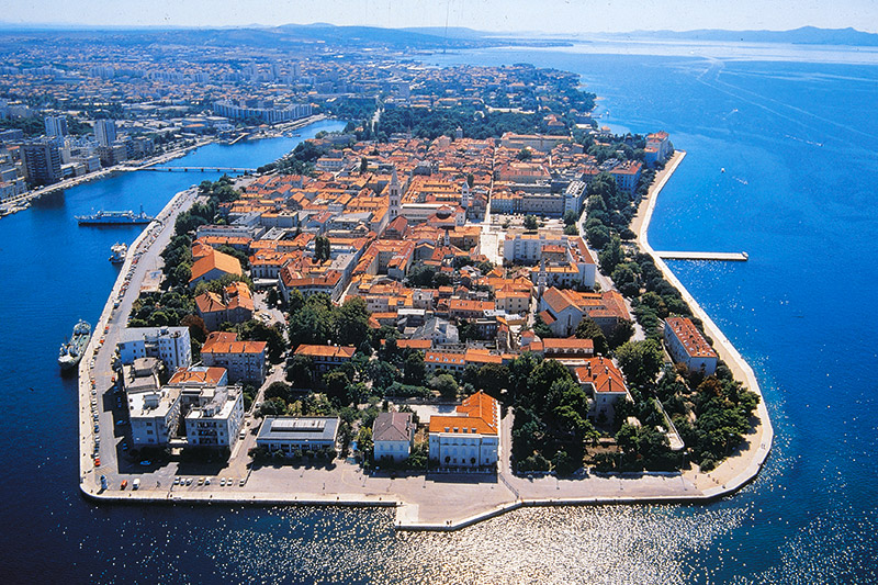 Restaurant Lika - Kultur - Zadar - Strand