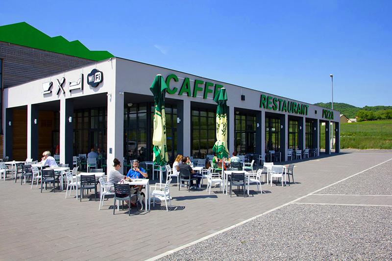 Restaurant Lika - Relax Bar Terrasse