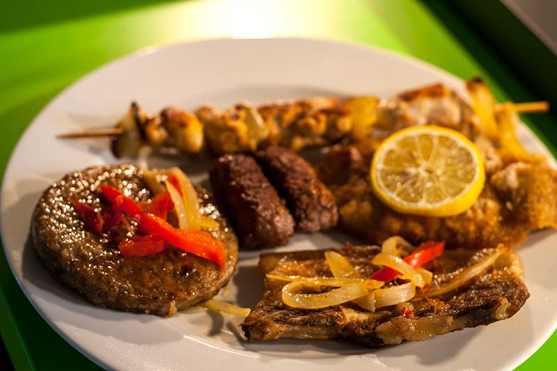 Restaurant Lika - Cibo - Carne