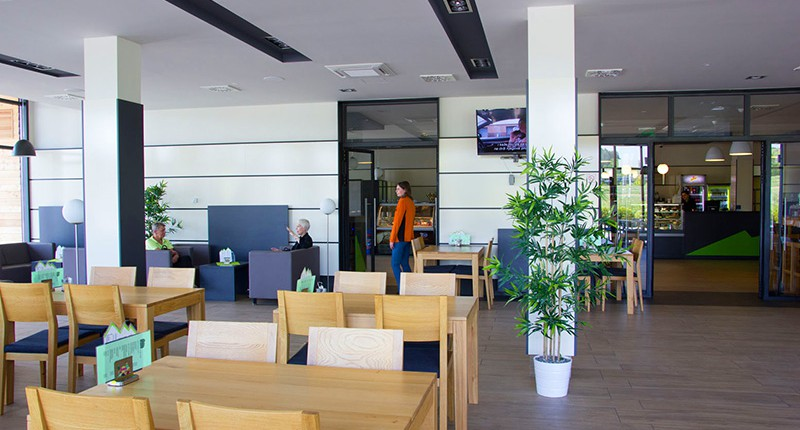 Restaurant Lika - Interijer