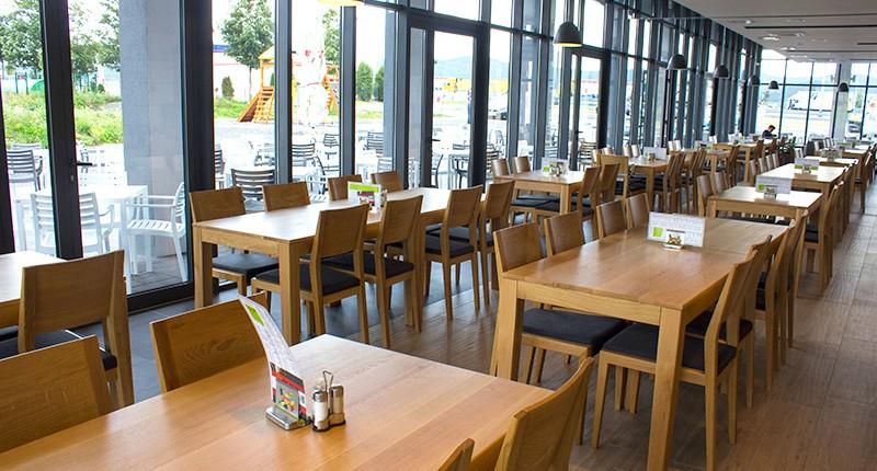 Restaurant Lika - Nutrition Hall