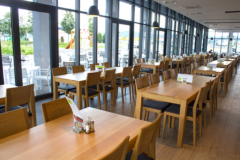 Restaurant Lika - Nutrizione Sala