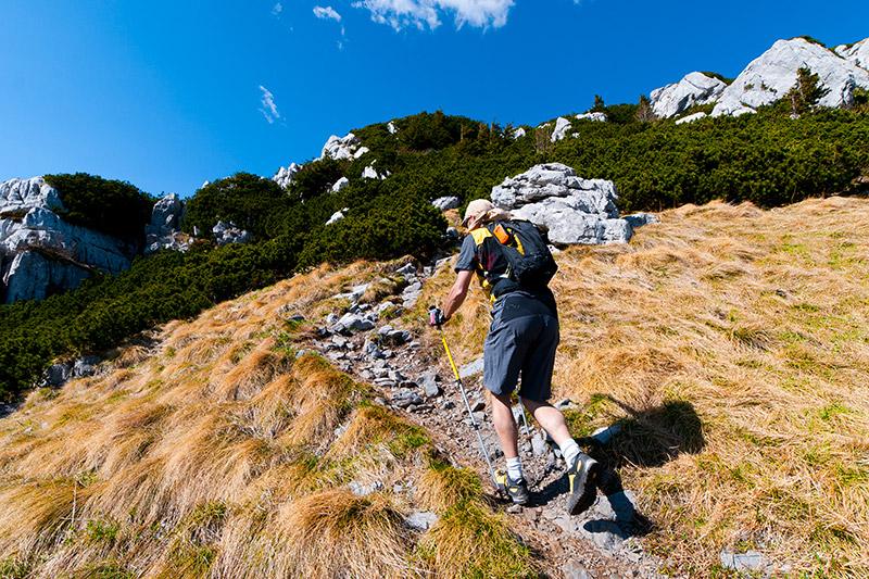 Restaurant Lika - Climbing to Risnjak
