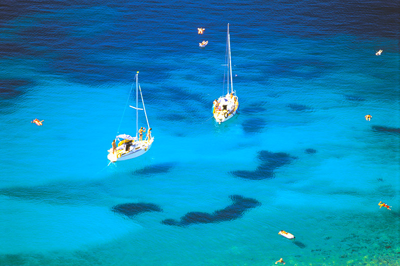 Restaurant Lika - Nature - Sea - Sailing